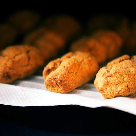 Les canistrelli, recette de biscuits corses.