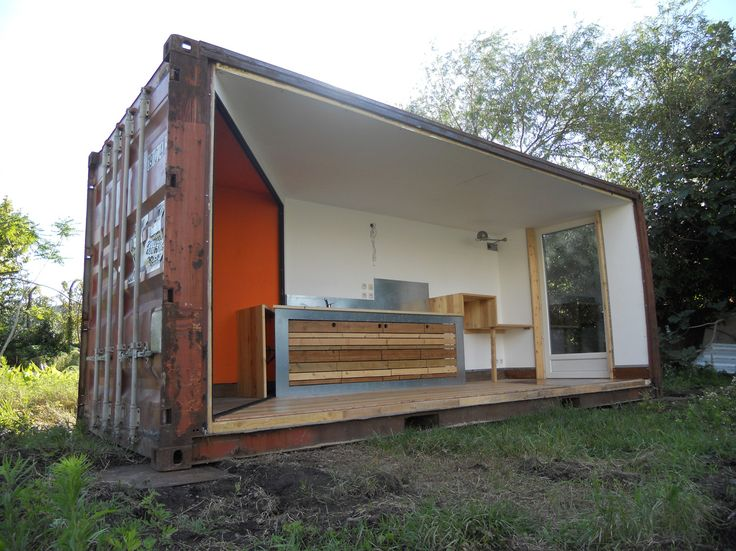 1000 Images About Container Houses On Pinterest Garden Office