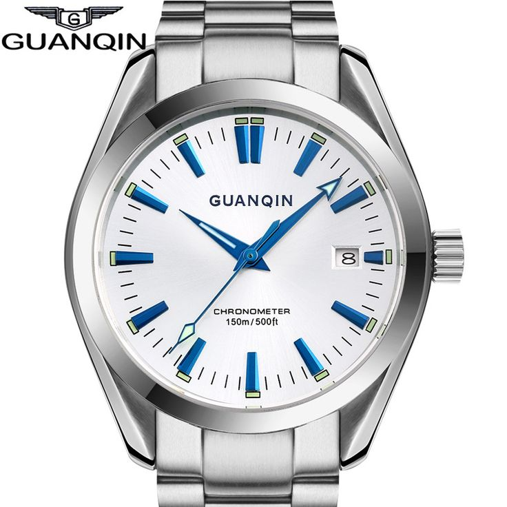 Top Brand GUANQIN business Watch Full Steel Sport Men Wristwatch Automatic Mechanical Watch male Luminous clock casual hours     Tag a friend who would love this!     FREE Shipping Worldwide     Get it here ---> https://shoppingafter.com/products/top-brand-guanqin-business-watch-full-steel-sport-men-wristwatch-automatic-mechanical-watch-male-luminous-clock-casual-hours/