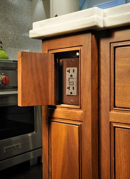 Display Kitchen for Insignia's Showroom - traditional - kitchen - chicago - Brandie McCoy, CKD, Designer for Insignia
