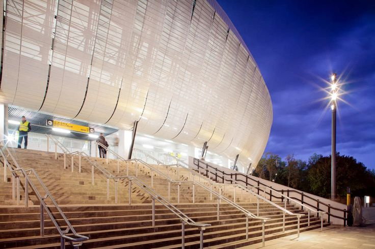 Image 4 of 32 from gallery of Cluj Arena / Dico si Tiganas. Courtesy of Dico si Tiganas