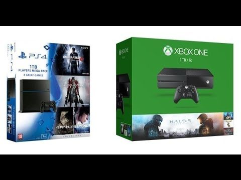 PS4 & XBOX ONE ON SALE   SONY & MS ARE CLEARING OLD CONSOLES STOCK   NEW...