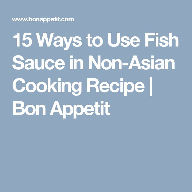 how to use fish sauce in recipes