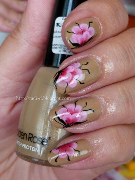 Golden Rose 207