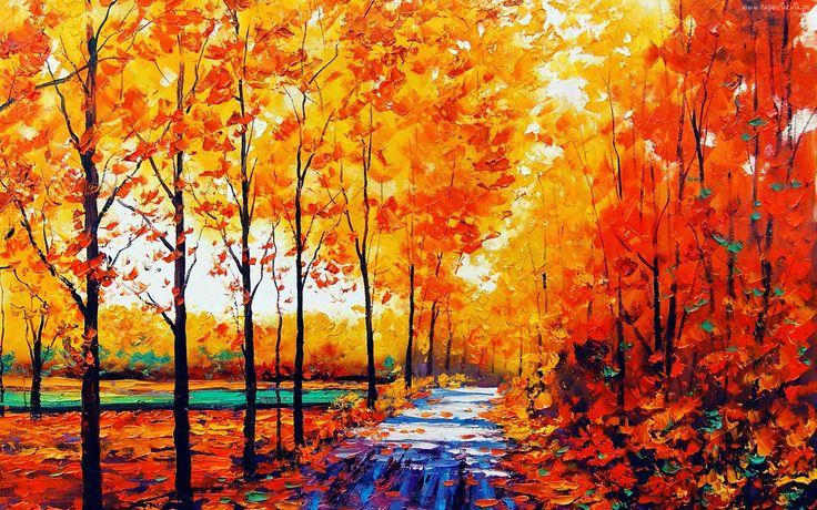 Jesienny, Pejzaż