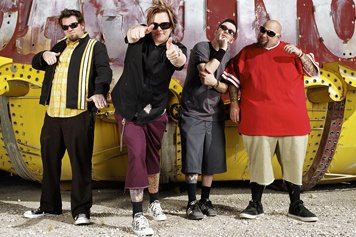 Bowling for Soup, they make me happy!