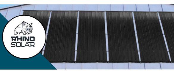 Panel solar rígido Rhino de BossSolar