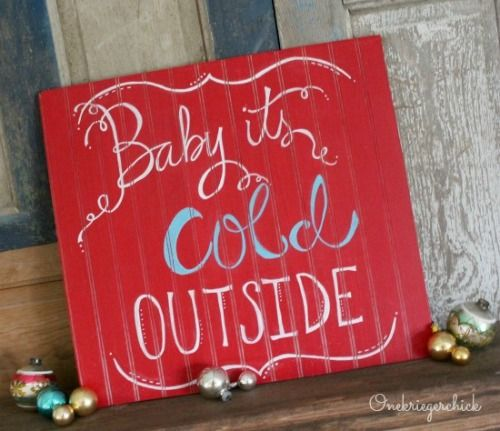christmas decorating idea for church | 20 Inspiring Christmas Decor Ideas - Yellow Bliss Road
