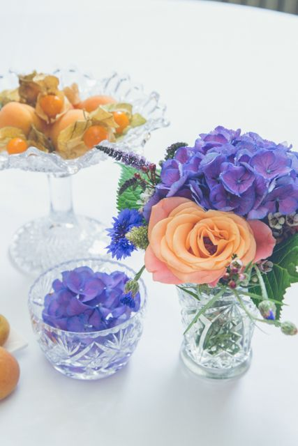 Pure floral elegance www.knightonflowers.co.uk