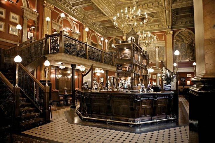 The Old Bank of England pub on Fleet Street, London, was a branch of the financial institution between 1888 and 1975.