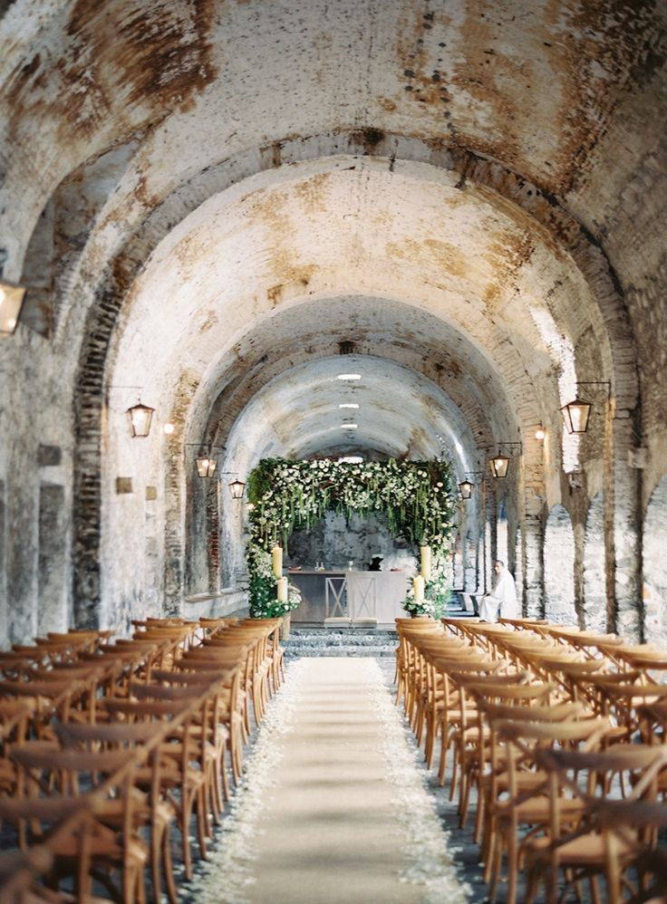 Ex-Hacienda De Temixco Ceremony by Rylee Hitchner Photography