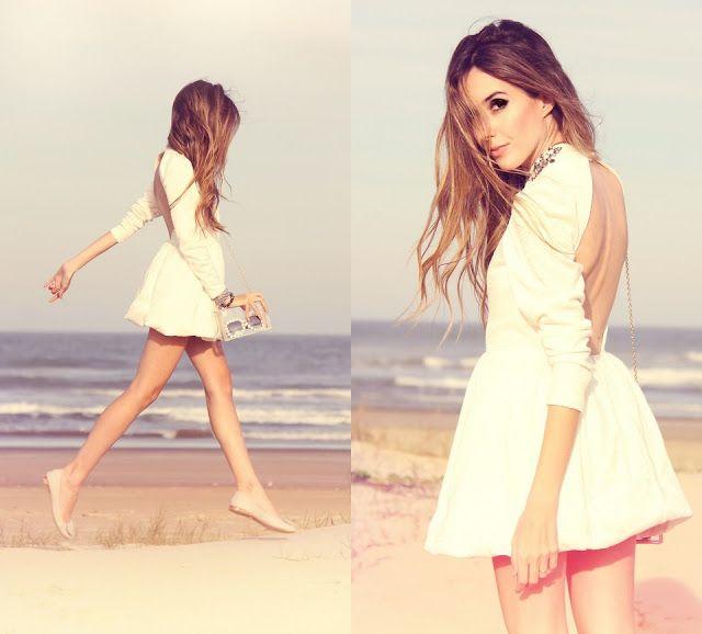Wow, that dress huh! :D