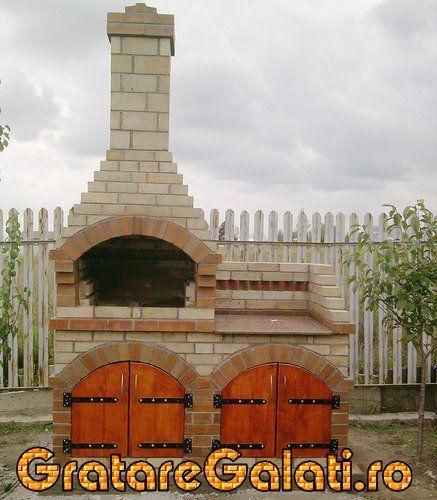 Despre   www.GratareGalati.ro   Construim : Gratare de gradina , Gratare de curte , Gratare de caramida , Gratare multifunctionale cu plita si Cuptor roca vulcanica, Gratare barbeque, grill.