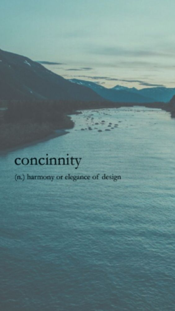 Concinnity- is from the Latin.  It comes from the Latin word  concinnus: which means skillfully  put together. It arrives in English in the 16th century. It is a beautiful word too........