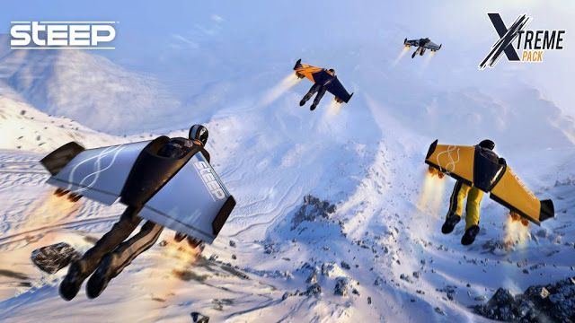 Ubisoft renueva las emociones de los deportes extremos de invierno con el Steep   Ubisoft anunció que el contenido Pack Extremo para Steep se encuentra disponible para los poseedores del Season Pass de Steep y la edición Gold de Steep para Xbox One PlayStation4 y Windows PC. Como complemento final al pase de temporada del Steep el Pack Extremo ofrece a los jugadores tres nuevos deportes extremos: Rocket Wings Speed Riding y BASE Jumping. Estos deportes estarán disponibles para los…