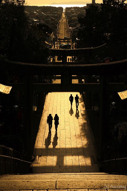 Miyajidake Shrine by Yama Tomo on Flickr.