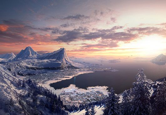 25 Photoshop Digital Matte Painting Tutorials