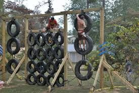 Image result for rope obstracle army kids
