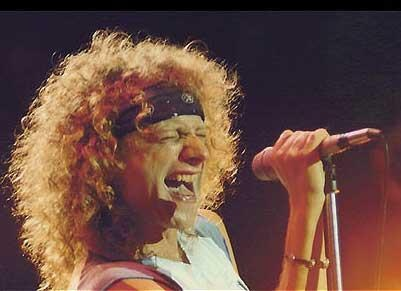 Lou Gramm of Foreigner..The voice can never be duplicated!