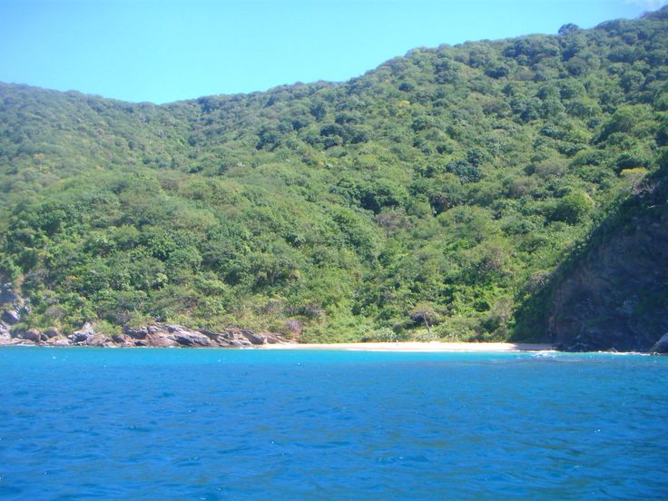 Could you spend some time here?? I did, all by myself...:D The best part of Parque Tayrona #travel #colombia