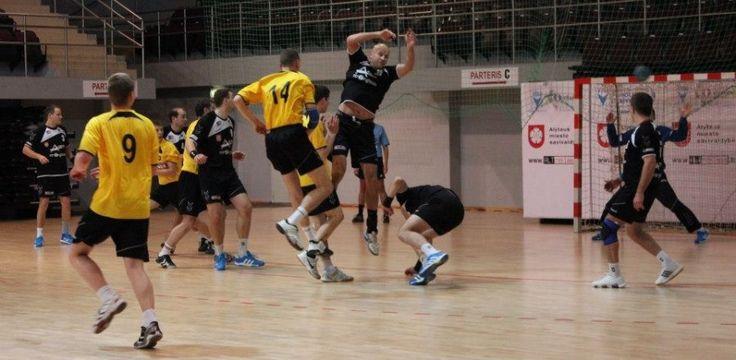 Gubernija vs Granitas Kaunas Handball Live Stream - LITHUANIA:Lietuvos Lyga