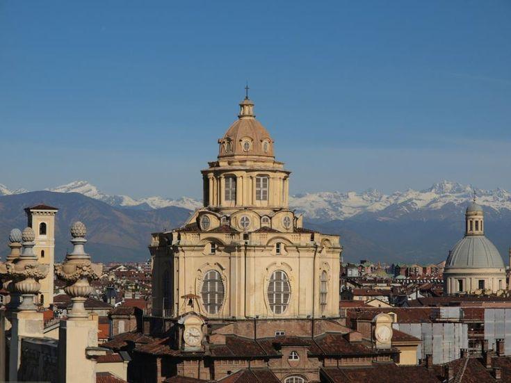 kościół San Lorenzo w Turynie