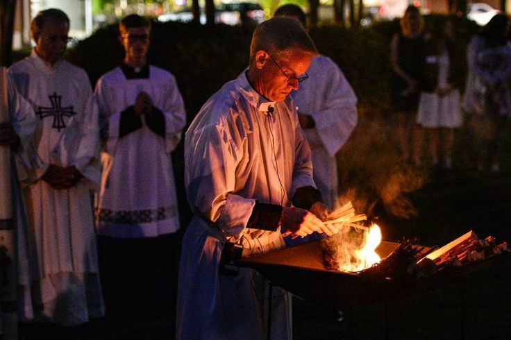 Easter Vigil and How to Help Your Kids Fall Head Over Heals in Love with the Church