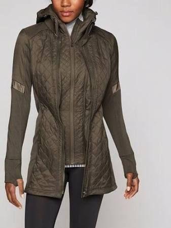 Athleta Rock Springs CYA Dark Oasis Jacket 350337 XS