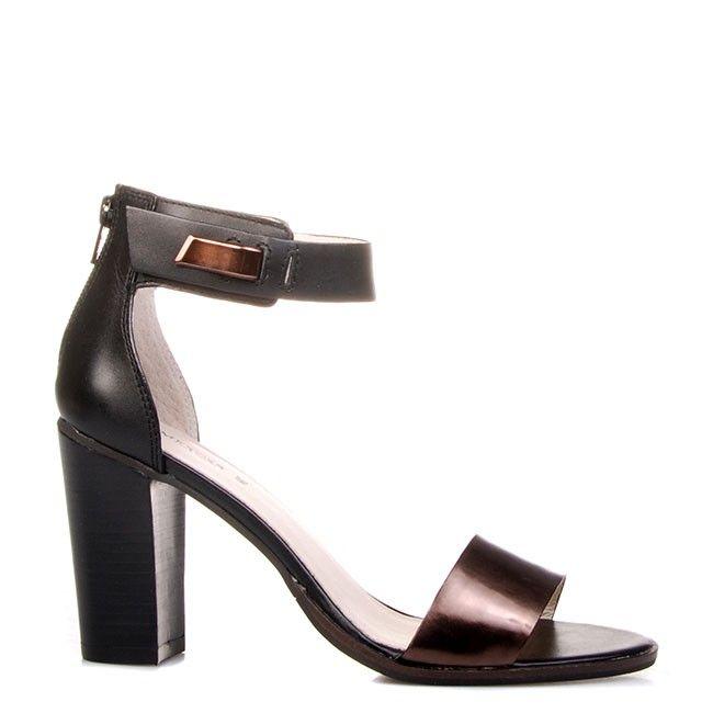 QUEBEC heeled sandals. #jomercershoes #ss15 #shopnow