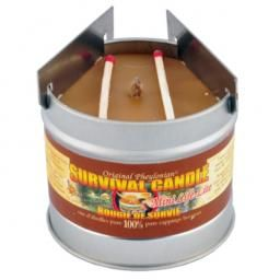 Survival Candle, Medium, 255g : P'LOVERS
