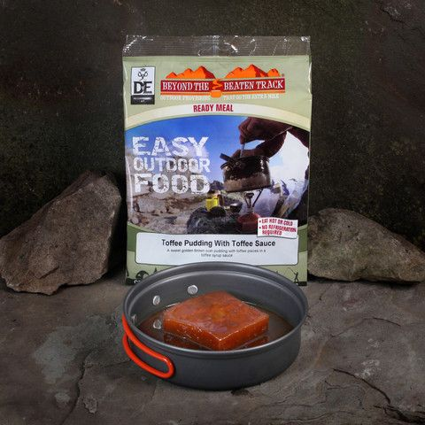 Beyond The Beaten Track Toffee Pudding