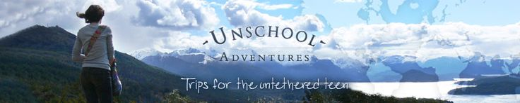 Unschool Adventures - travel company offering international and US trips for teens