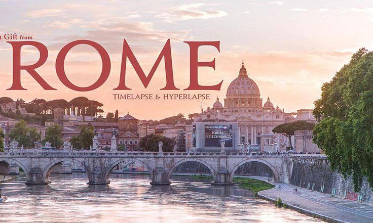 VIDEO Watch the best hyper-lapse video done in #Rome, ever!  http://buff.ly/2q3HyaR?utm_content=buffer8a6ad&utm_medium=social&utm_source=pinterest.com&utm_campaign=buffer #timelapse