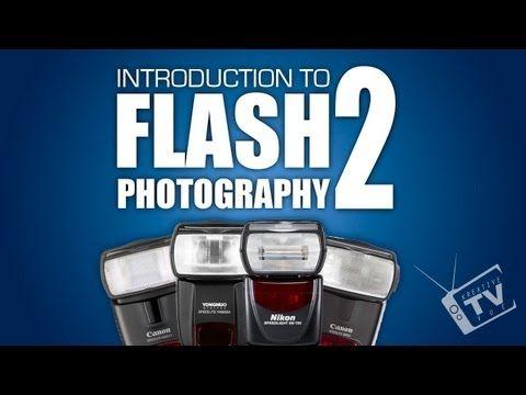 Intro to flash photography Speedlight Tutorial Part 2-Canon 580ex,580exii,430exii Nikon sb900,sb600,