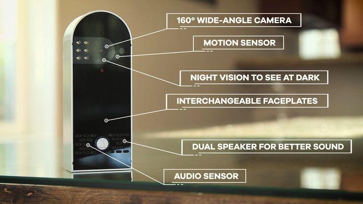 dBell HD live - Smartest Video Doorbell & Security Cam