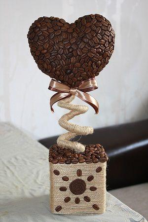 Кофейный Топиарий | Подработка 24