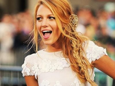 Y: Hairstyles, Hair Styles, Blake Lively, Gossip Girl, Braids, Beauty, Blakelively