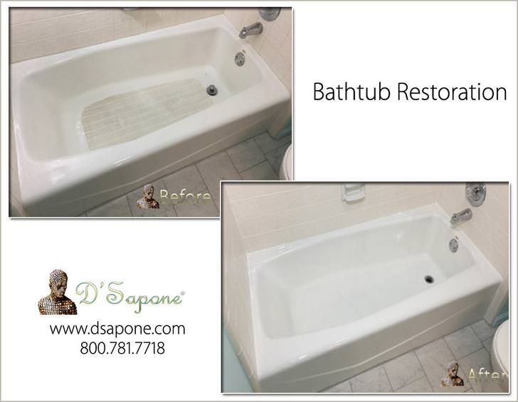 Is Your Bathtub Peeling And Withering All Over Refinish Bathtub