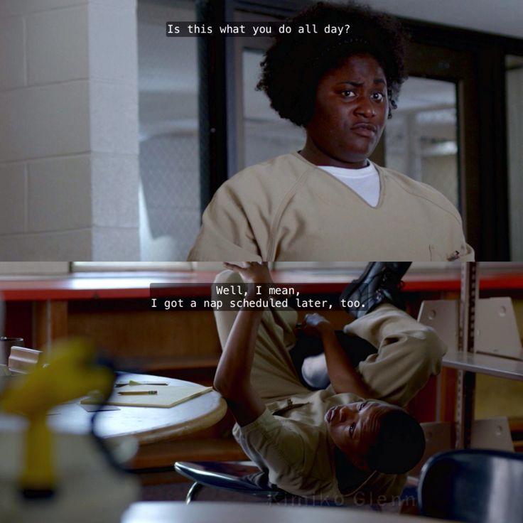 Orange Is The New Black Season 3 Taystee Poussey
