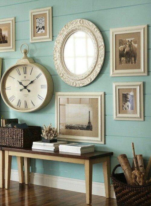 Mejores 18 im genes de inspiracion relojes de pared en pinterest ideas para casa relojes de - Relojes de decoracion ...
