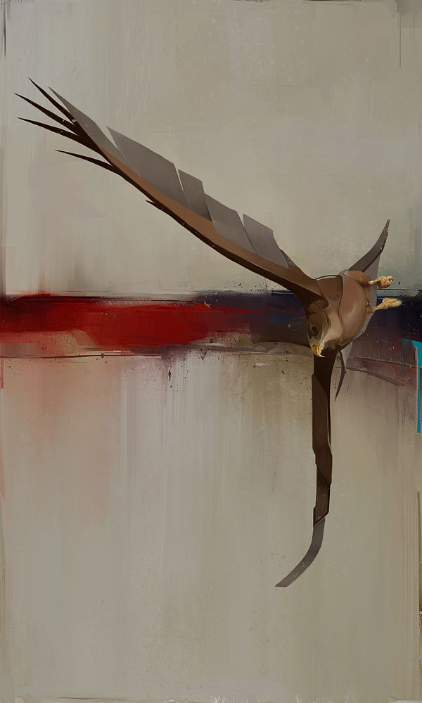 Birds by Denis Gonchar