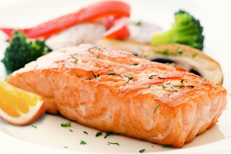 Honey-Orange Marinated Salmon | Honey Recipes