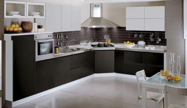Cucine angolari modern decor pinterest search - Cucine angolari ...