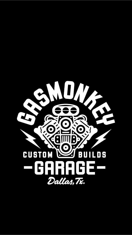 Gas Monkey Garage Logo #rotthades #hotrod #custom #cars #classic    – Bebek