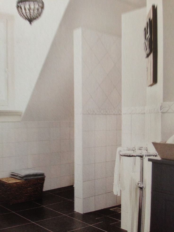 1000 images about badkamers on pinterest toilets tes and mosaics - Badkamer scheiding ...