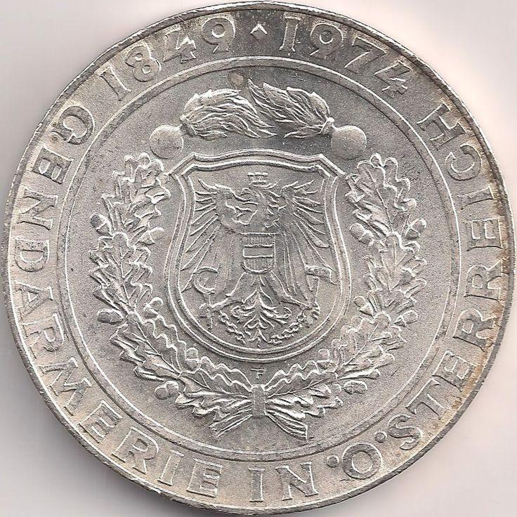 Motivseite: Münze-Europa-Mitteleuropa-Österreich-Schilling-50.00-1974-Gendarmerie