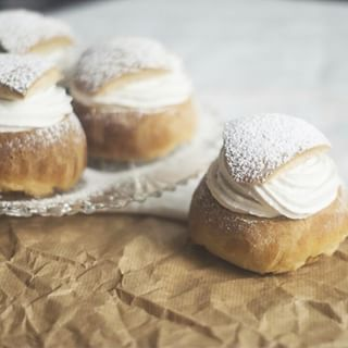 Semla | 52 Delicious Swedish Meals You Need To Try Before You Die