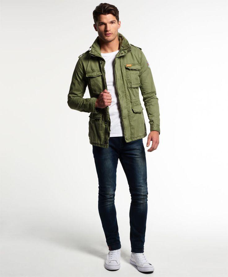 Best 25+ Mens Military Style Jacket Ideas On Pinterest