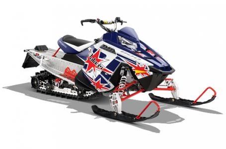Polaris Industries 800 Switchback® Assault 144 ES Retro Wrap SC Tousley Motorsports