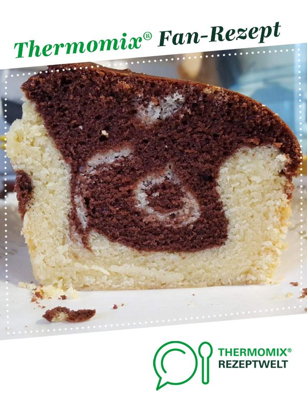 Veganer Marmorkuchen Rezept Vegan Marmorkuchen Kuchen Ruhrkuchen Thermomix
